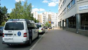 Pasilan poliisitalo / Helsinki 20.07.2019