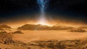 Aurinkokunnan planeettojen historia on täynnä dramaattisia käänteitä.