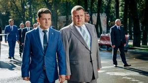 Ukrainan tuore presidentti Volodymyr Zelenskyi näyttelee komediaelokuvassa – presidenttiä.