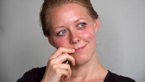 Agnė Mackevičiūtė, litauisk återflyttare efter tio år i London.