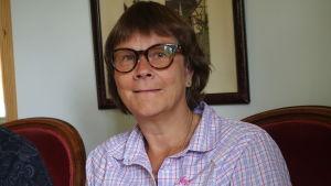 Marianne Pinomaa har två barn med svår utvecklingsstörning. Två barn av fyra totalt.