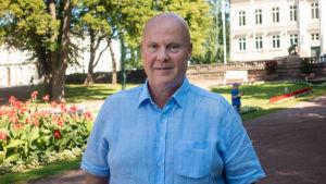 Antti Palola, ordförande på STTK