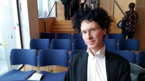 Syksy Räsänen, ICAHD Finland