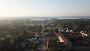 Ekensä stadsbild