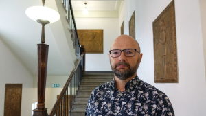 Glenn Douglas är verksam i Luleå som sakkunnig vid European Anglers Alliance.