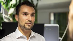 Lauri Myllyvirta, energia-analyytikko, Greenpeace
