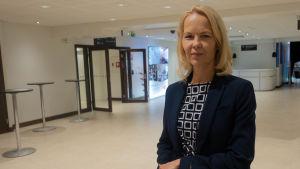 Hanna Marttinen-Deakins på Business Finland.