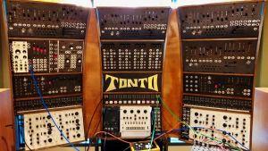 Tonto's Expanding Head Bandin soitin TONTO.