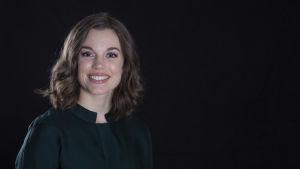 Luciakandidat Sara Ray.