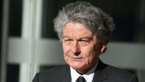Frankrikes kommissionärskandidat THierry Breton