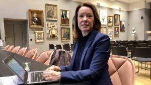 professor Åsa von Schoultz