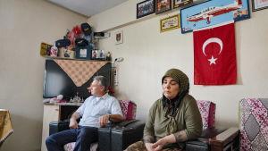 Oliko Turkin vallankaappausyritys maan presidentin tilaustyö?