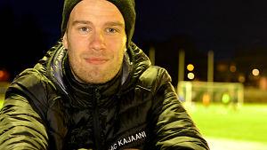 Porträttbild på Jonathan Jäntti.