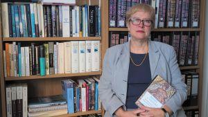 Professor Beatrice Heuser vid Glasgow University 16.10.2019
