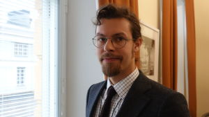 Erno Mähönen är specialsakkunnig vid Arbets- och näringsministeriet.