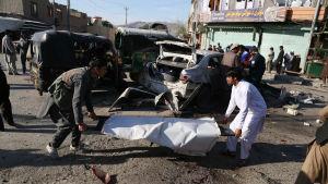 Haqqani-nätverket har utfört många blodiga terrordåd som oftast har krävt civila offer