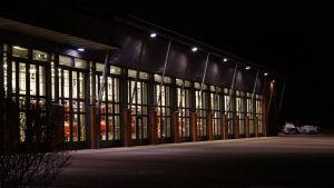 Räddningsverket i Jakobstad.
