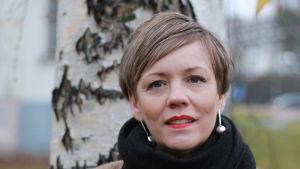 Pia Sundell, verksamhestledare för Barnavårdsföreningen