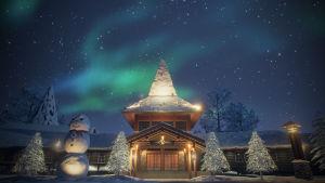 Virtuaalinen Joulupukin Kammari