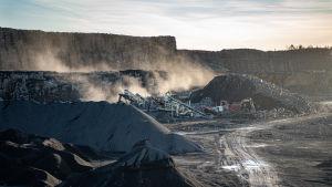 Terrafame gruva i Sotkamo