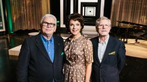 Uusi sarja vie katsojan aikamatkalle vuosiin 1956-1966. Mukana Lasse Lehtinen, Anna-Liisa Tilus ja Seppo Hovi.