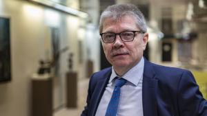 Markku Jalonen, työmarkkinajohtaja