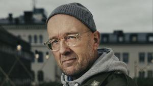 Författaren Johan Kling 2019.