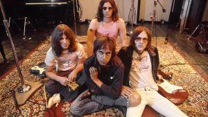 The Stooges poseeraa. Arkistokuva dokumenttielokuvasta Gimme Danger.