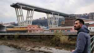 Brittidokumentti selvittää, voiko Polceveran siltaonnettomuus toistua jossain muualla.