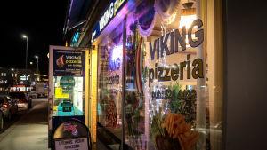 Viking pizza är en restaurang i Borgå.