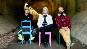 Uusi dokumenttisarja seuraa kolmen aloittelevan yrittäjän Jussin, Anna-Marin ja Tonin elämää.