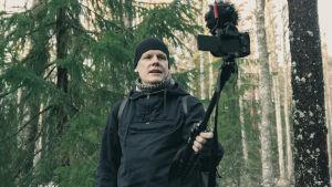 Retkeilytubettaja Ali Leiniö