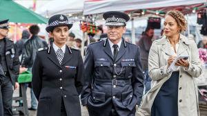 Uusi brittidraama amerikkalaisesta poliisista, joka aloittaa englantilaisen pikkukaupungin poliisipäällikkönä.
