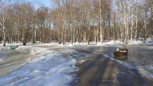 Högvatten i S:t Petersburg