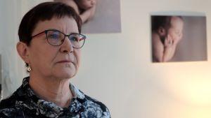 Siw Nykänen har jobbat som barnmorska sedan 1980-talet