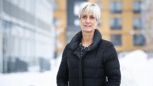 Anna-Karin Lindqvist på Luleå Tekniska Universitet.