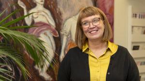 Mikaela Nylander, Svenska kulturfonden