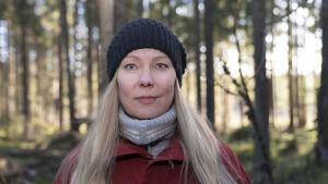Hanna Paulomäki / Maajohtaja / Greenpeace Norden / Kirkkonummi 27.02.2020