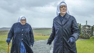 Nonnatus Housen sisaret ja kätlöt kohtaavat 9. kaudella suuria muutoksia ympärillään.