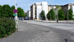 Kvarnbron i Åbo i maj 2010.