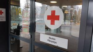 Akuten vid Vasa centralsjukhus