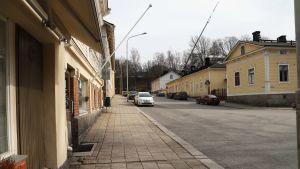 Fabriksgatan i Åbo.