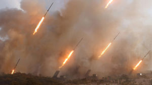 Nordkorea har under mars månad utfört fyra missil- och artilleriprov som enligt nordkoreanerna var helt rutinmässiga vapentest.