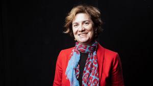 Roberta Carlini, ekonomijournalist och forskare.