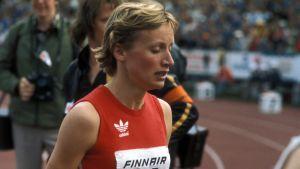 Nina Holmén, 1980.