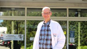 Administrativ överläkare Heikki Kaukoranta