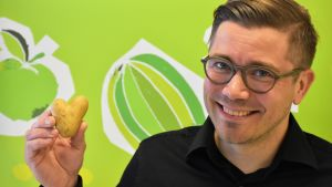 Brändiasiantuntija Janne Rauhala ideoi, miten peruna saataisiin taas arvoonsa.
