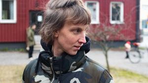 Tuuli Huovila utexamineras till magister i konst under våren. 10.4 2020.
