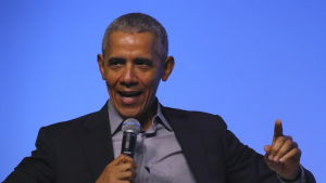 Barack Obama har undvikit att kritisera Trump sedan han lämnade Vita huset, men på sistone har han tagit bladet ur munnen.