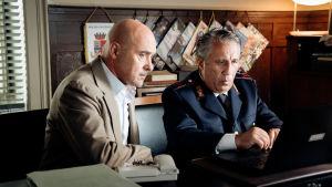 Terävä ja omapäinen komisario Salvo Montalbano palaa ruutuun sarjan 13. ja 14. kauden jaksoissa.